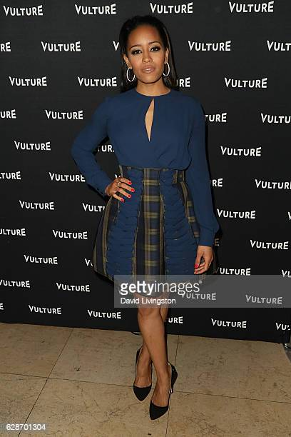 DawnLyen Gardner arrives at the Vulture Awards Season Party at the Sunset Tower Hotel on December 8 2016 in West Hollywood California