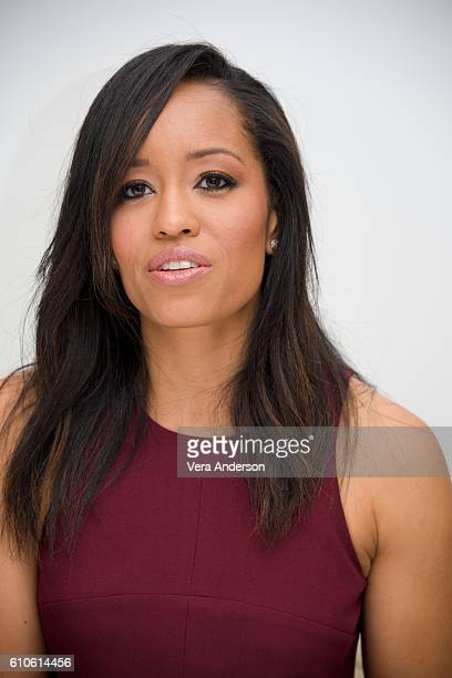 DawnLyen Gardner at the 'Queen Sugar' Press Conference at the Four Seasons Hotel on September 26 2016 in Beverly Hills California
