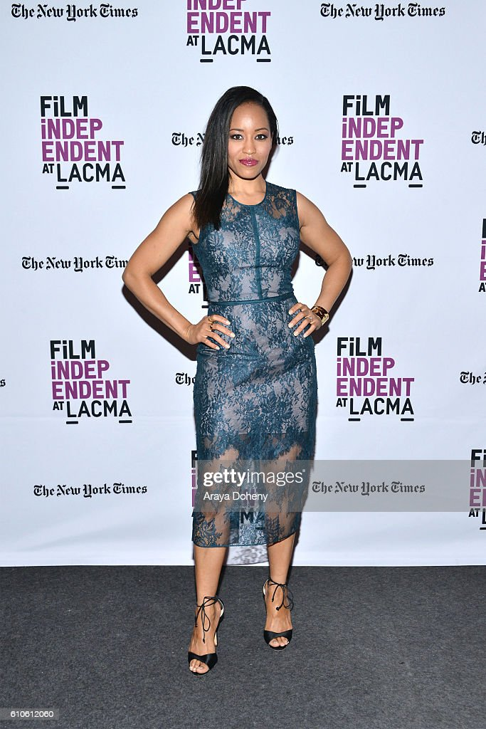 Film Independent At LACMA - An Evening With Ava DuVernay And Oprah Winfrey