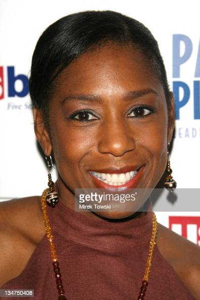 Dawnn Lewis during Opening Night of August Wilson's Play 'Fences' at Pasadena Playhouse in Pasadena California United States