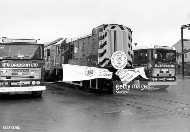 A V Dawson Ltd Haulage Company The company employs over 100 people runs both road and rail vehicles and had just spent 1 million in the former...