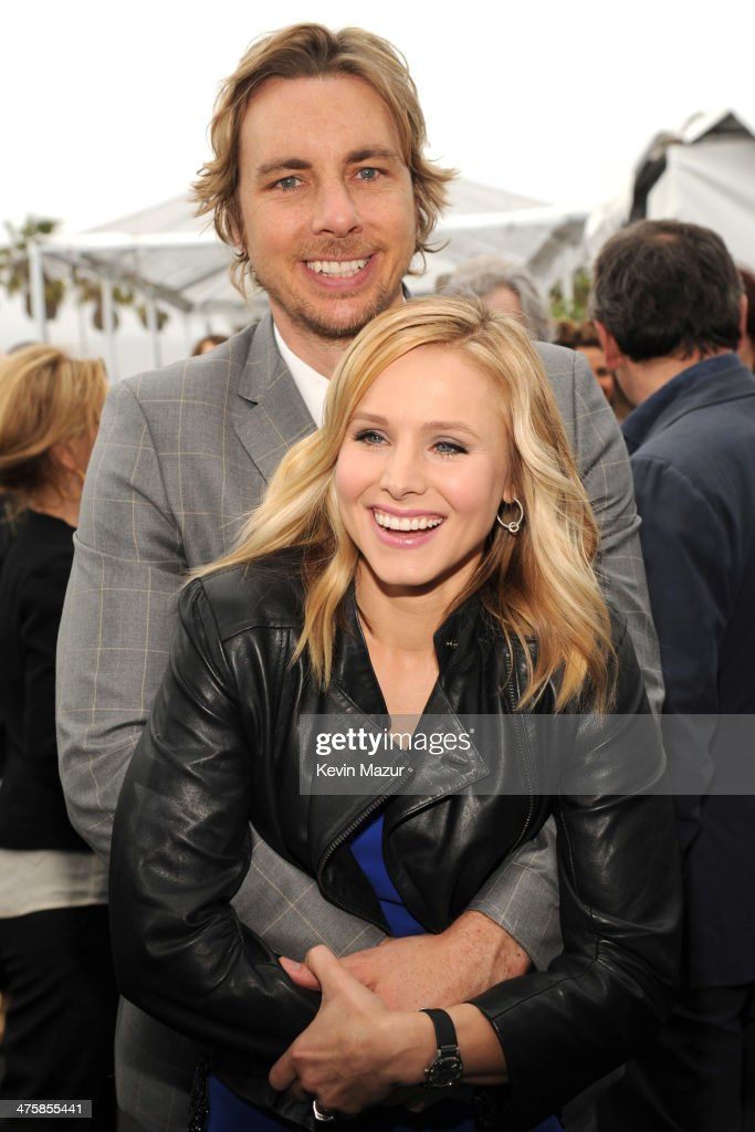 <a gi-track='captionPersonalityLinkClicked' href=/galleries/search?phrase=Dax+Shepard&family=editorial&specificpeople=810830 ng-click='$event.stopPropagation()'>Dax Shepard</a> and <a gi-track='captionPersonalityLinkClicked' href=/galleries/search?phrase=Kristen+Bell&family=editorial&specificpeople=194764 ng-click='$event.stopPropagation()'>Kristen Bell</a> attend the 2014 Film Independent Spirit Awards at Santa Monica Beach on March 1, 2014 in Santa Monica, California.