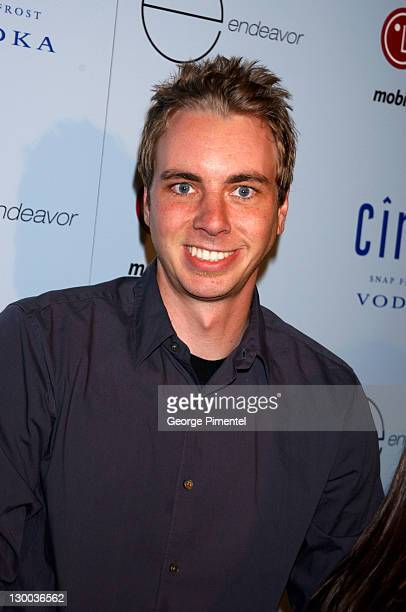 Dax Shepard during Ashton Kutcher Hosts KickOff Party for MTV Movie Awards at Dolce in West Hollywood California United States