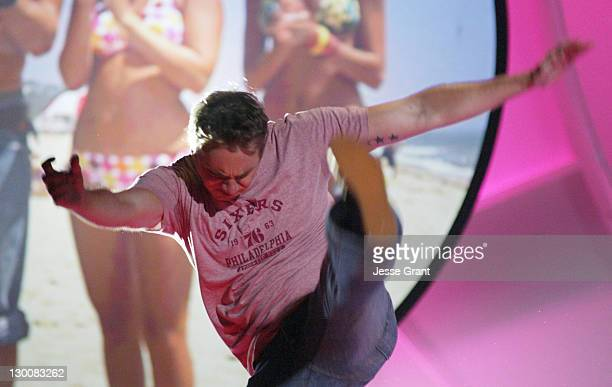 Dax Shepard during The 2004 Teen Choice Awards Show at Universal Amphitheatre in Universal City California United States