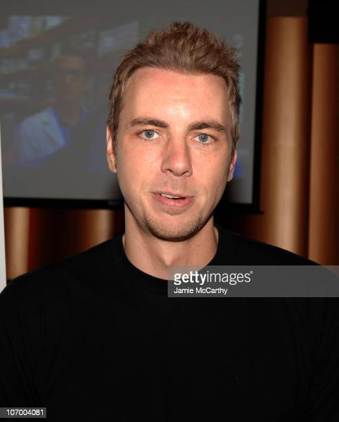 Dax Shepard during Whiteflash Diamonds VIP Party for 'Employee of the Month' with Dane Cook and Jessica Simpson at Tenjune in New York City New York...