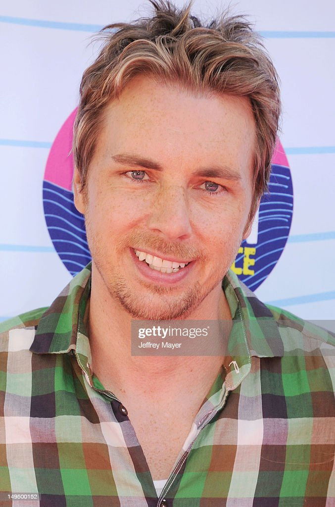 Dax Shepherd arrives at the 2012 Teen Choice Awards at Gibson Amphitheatre on July 22, 2012 in Universal City, California.
