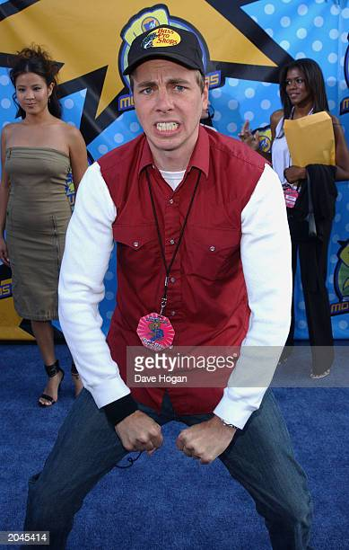 Dax Sheppard attends The 2003 MTV Movie Awards held at the Shrine Auditorium on May 31 2003 in Los Angeles California