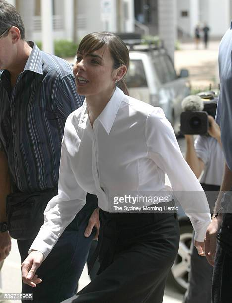 FALCONIO CASE Day 1 of the trial of Bradley John Murdoch for the murder of Peter Falconio at Darwin Supreme Court The girlfriend of the desceased...