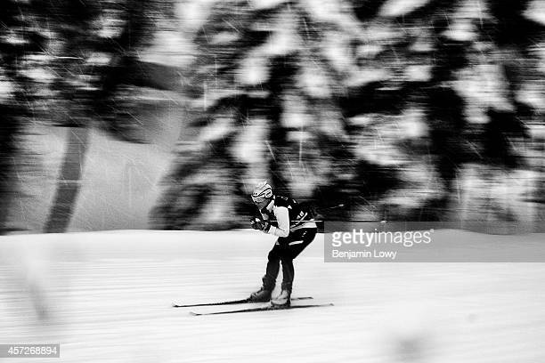 Day 14 of the 2014 Winter Olympics at Rosa Khutor Extreme Park on February 21 2014 in Sochi Russia