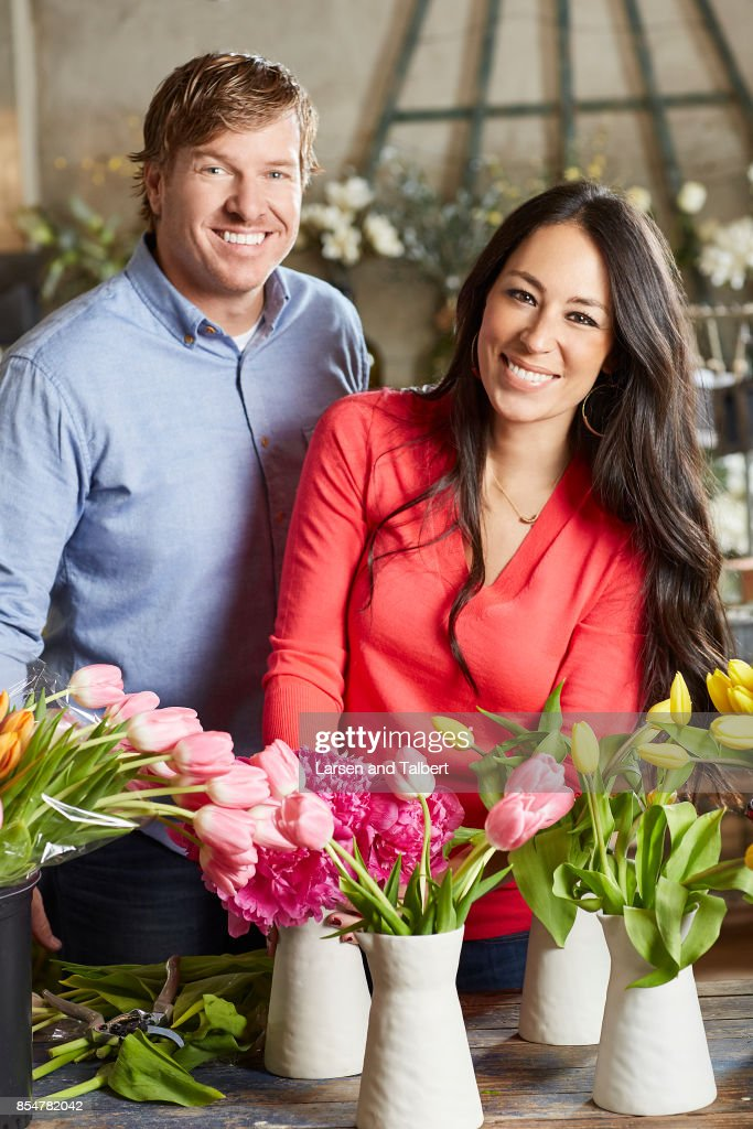 Chip and Joanna Gaines, HGTV Magazine, April 1, 2016