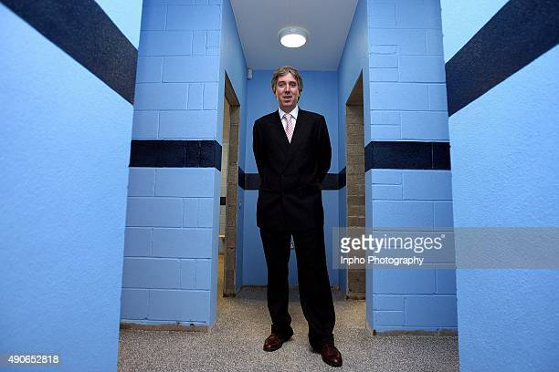 A day in the life of John Delaney John Delaney Mandatory Credit ©INPHO/Lorraine O'Sullivan
