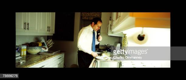 A day in the life of New York Attorney General Eliot Spitzer March 12 2004 Eliot Spitzer works at his Manhattan office at 120 Broadway Eliot...