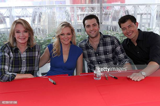 LIVES 'A Day of Days Event' Pictured Deidre Hall Martha Madison Freddie Smith Christopher Sean