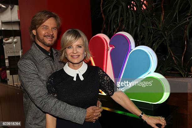 LIVES 'A Day of Days Event' Pictured Stephen Nichols Mary Beth Evans