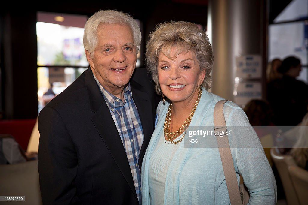 LIVES -- 'Day of Days Fan Event' -- Pictured: (l-r) Bill Hayes, Susan Hayes --