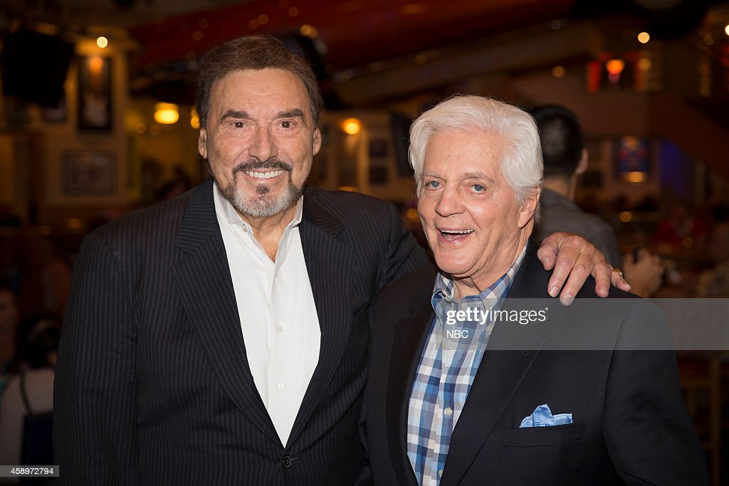 LIVES -- 'Day of Days Fan Event' -- Pictured: (l-r) Joe Mascaolo, Bill Hayes --