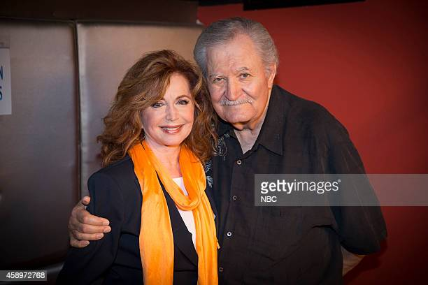 LIVES 'Day of Days Fan Event' Pictured Suzanne Rogers John Aniston