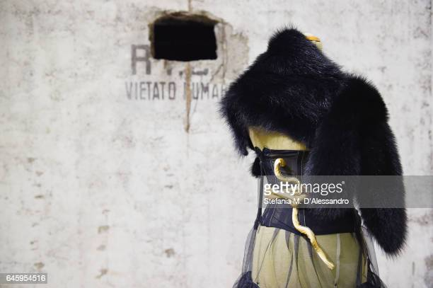 Day Three A general view of WHITE MILANO during Milan Fashion Week Fall/Winter 2017/18 on February 27 2017 in Milan Italy