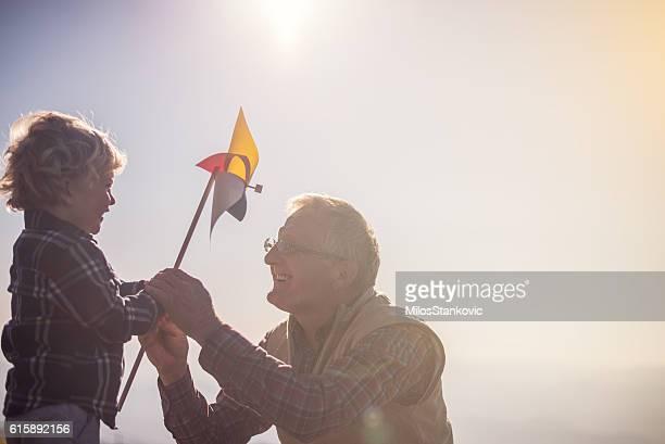 Day with my Grandpa
