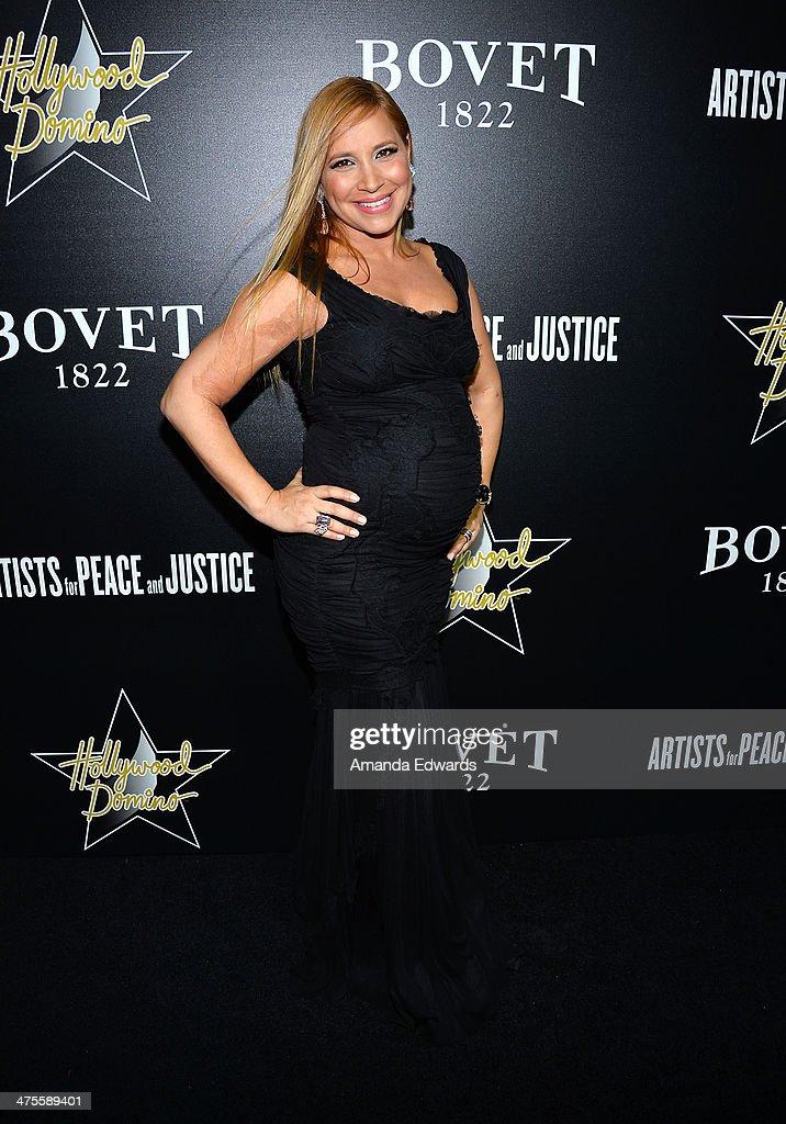 Hollywood Domino's 7th Annual Pre-Oscar Charity Gala - Arrivals