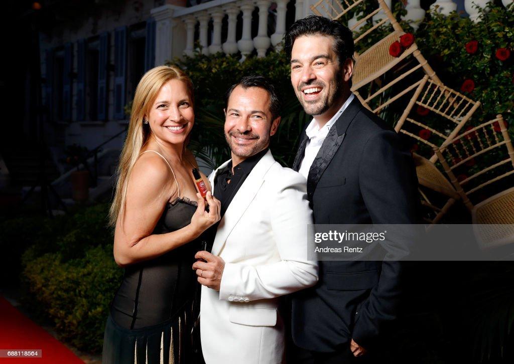 AMORE Cocktail Reception Hosted By Ricardo Rojas & Jim Mannino On The Lemon Lemon Terrace