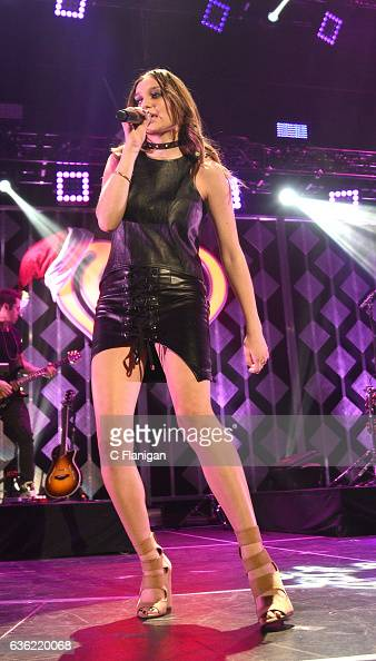 Daya performs during Power 961's Jingle Ball 2016 at Philips Arena on December 16 2016 in Atlanta Georgia