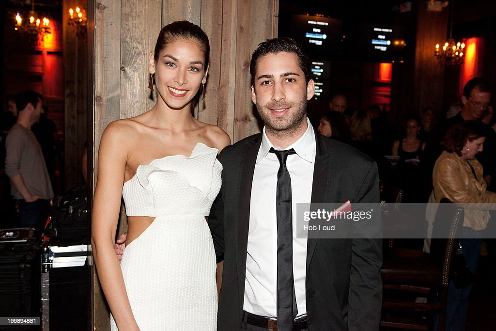 <a gi-track='captionPersonalityLinkClicked' href=/galleries/search?phrase=Dayana+Mendoza&family=editorial&specificpeople=5125360 ng-click='$event.stopPropagation()'>Dayana Mendoza</a> and Joseph Shalom attend the pre-party for Stand Up For a Cure at Madison Square Garden on April 17, 2013 in New York City.