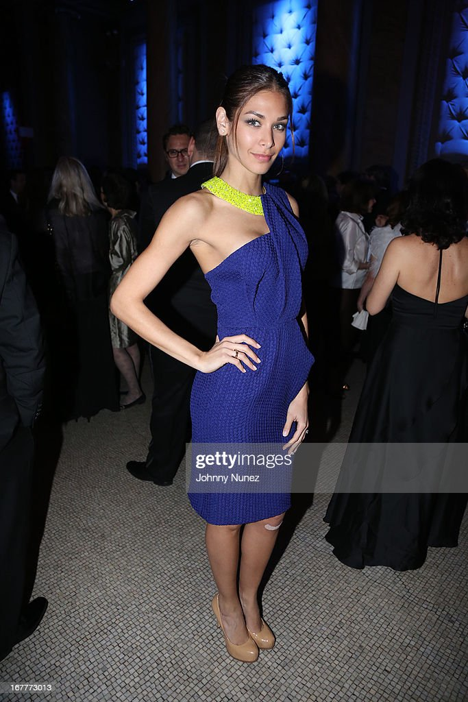 Dayana Mendoza attends the 67th Anniversary Jose Limon Dance Foundation Gala at Capitale on April 29, 2013 in New York City.