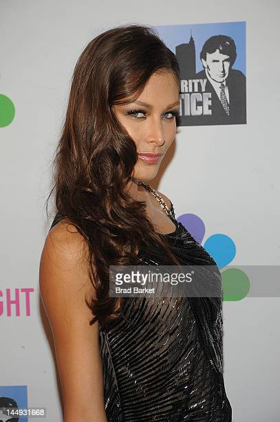 Dayana Mendoza attends the 'Celebrity Apprentice' Live Finale at American Museum of Natural History on May 20 2012 in New York City