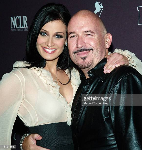 Dayanara Torres and Richard PerezFeria during The 6th Annual Latin GRAMMY Awards After Party for National Council of La Raza's Hurricane Relief Fund...