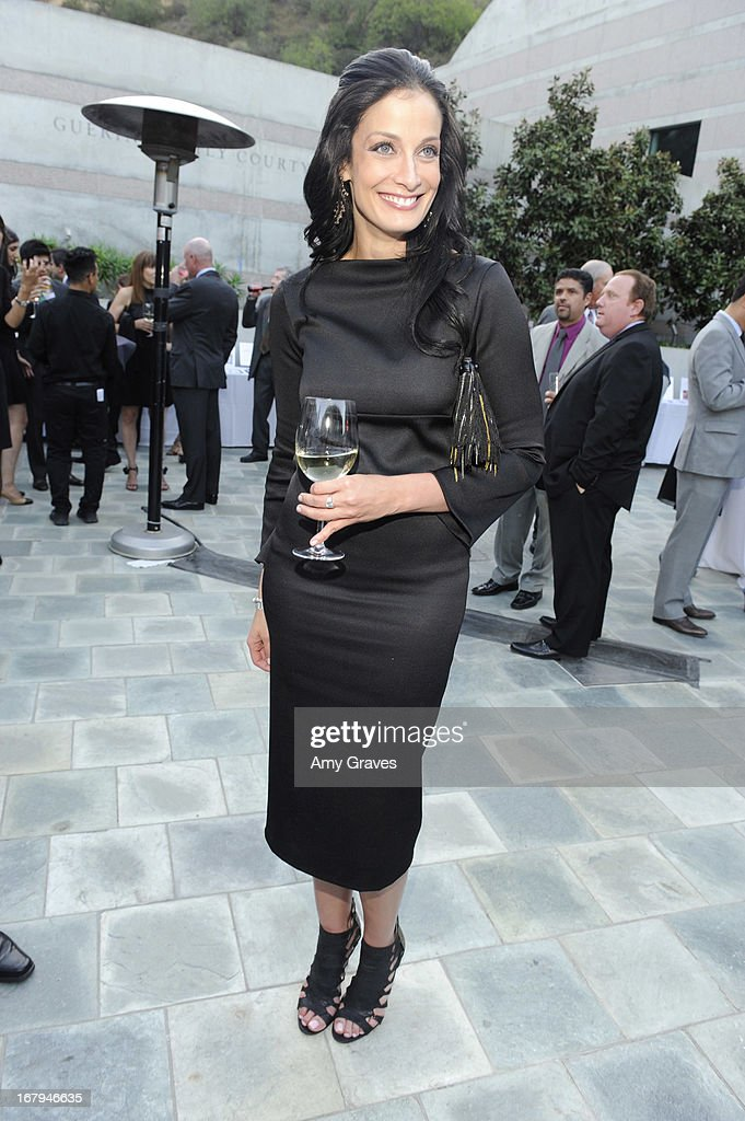Dayanara Torres attends A Magical Night of Hope at Skirball Cultural Center on May 2, 2013 in Los Angeles, California.