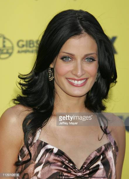 Dayanara Torres Delgado during 2005 Teen Choice Awards Arrivals at Gibson Amphitheatre in Universal City California United States