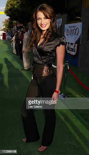 Dayanara Torres Delgado during 'Mr 3000' Los Angeles Premiere Red Carpet at El Capitan Theatre in Hollywood California United States
