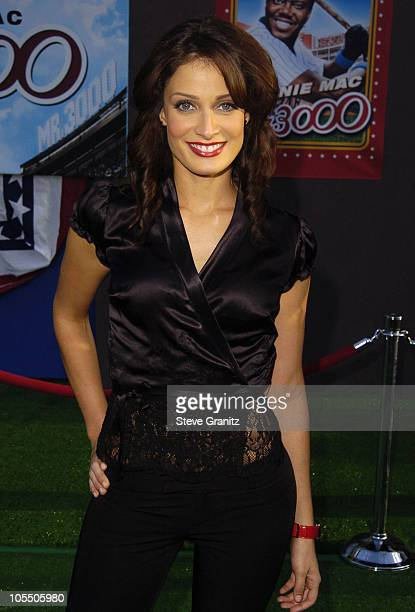 Dayanara Torres Delgado during 'Mr 3000' Premiere Los Angeles at El Capitan in Hollywood California United States