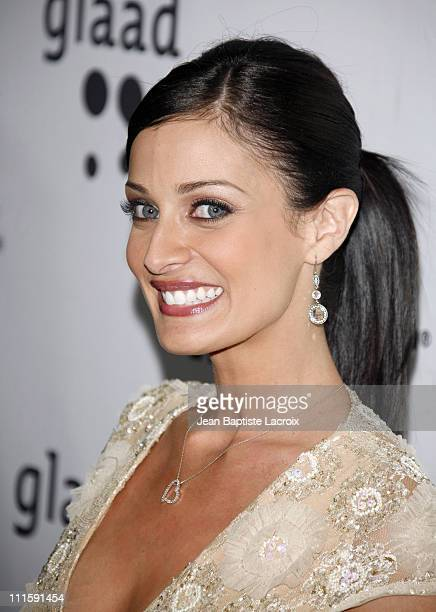 Dayanara Torres during 18th Annual GLAAD Media Awards Los Angeles Arrivals at Kodak Theatre in Hollywood California United States