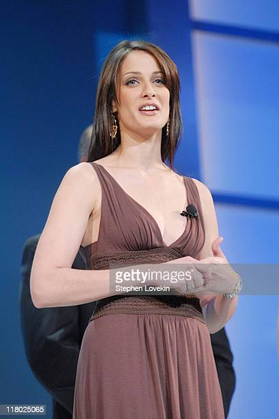 Dayanara Torres during My Network TV Upfront Presentation at The Hilton Theate in New York City NY United States
