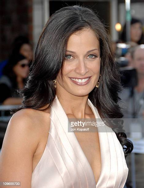 Dayanara Torres during 'Transformers' Los Angeles Premiere Arrivals at Mann Village Theater in Westwood California United States