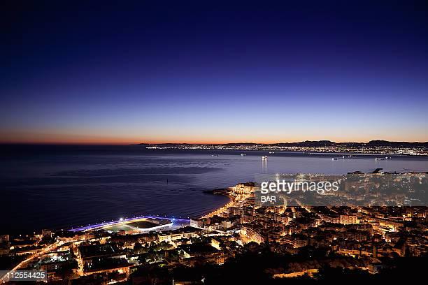 Daybreak on Algiers