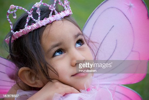 Daydreaming Fairy Princess