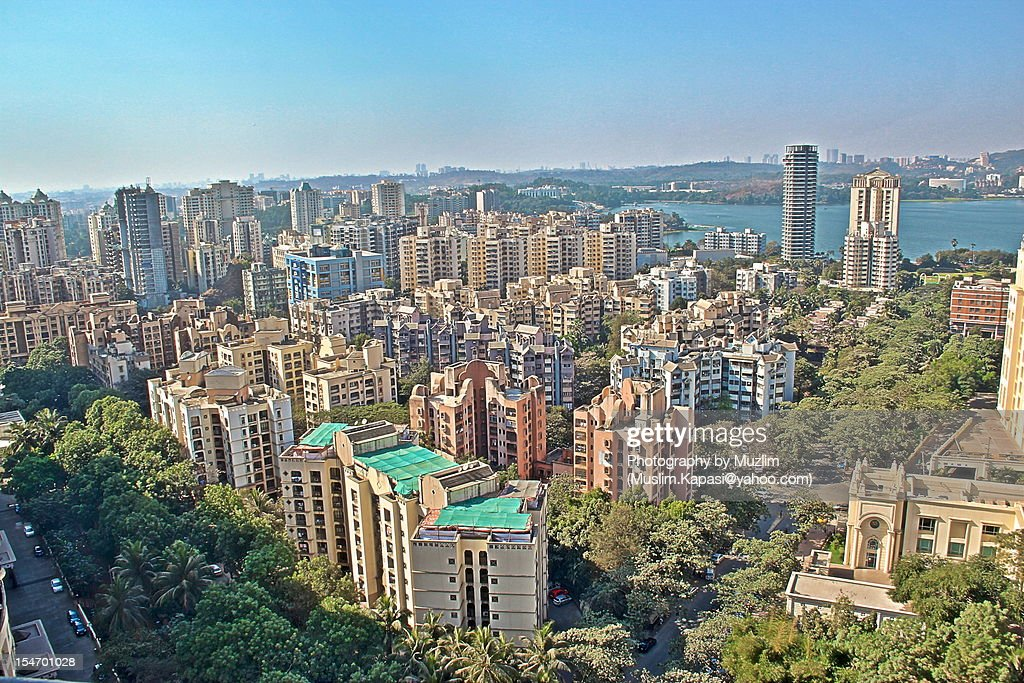 Daylight HDR Photo of Powai, Mumbai