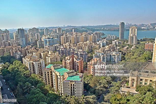 Daylight HDR Photo of Powai, Mumbai