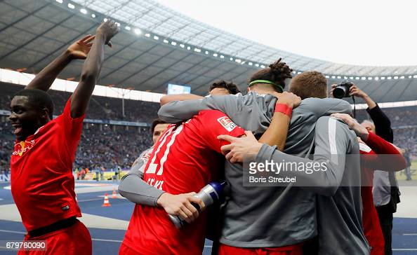 Hertha BSC v RB Leipzig - Bundesliga : News Photo