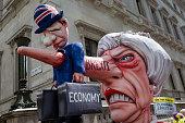 GBR: No To Boris, Yes To Europe Pro-EU March
