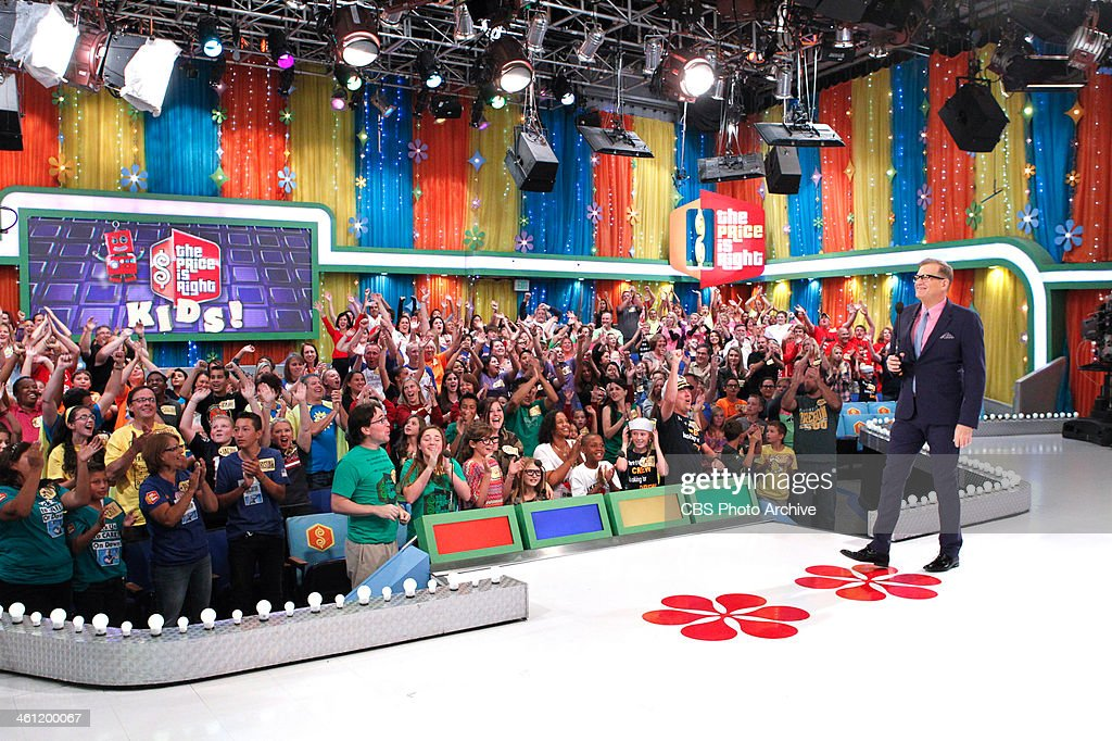 "Daytime Emmy Award-winning game show THE PRICE IS RIGHT and host Drew Carey invite kids to 'come on down' in the second ever kids episode on Friday, December 27 (11:00 -"" 12:00 Noon, ET; 10:00 -"" 11:00 AM, PT). The kids will have a chance to play a pricing game with their parents and win prizes the whole family can enjoy including a Hawaiian vacation, a trampoline, bicycles and frozen yogurt and movie tickets for a year."