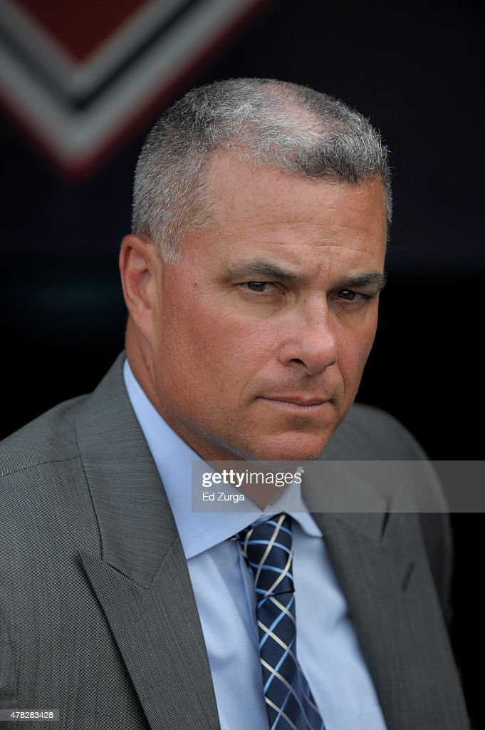 <a gi-track='captionPersonalityLinkClicked' href=/galleries/search?phrase=Dayton+Moore&family=editorial&specificpeople=4308708 ng-click='$event.stopPropagation()'>Dayton Moore</a> general manager of the Kansas City Royals watches batting practice prior to a game against the Milwaukee Brewers at Kauffman Stadium on June 17, 2015 in Kansas City, Missouri.
