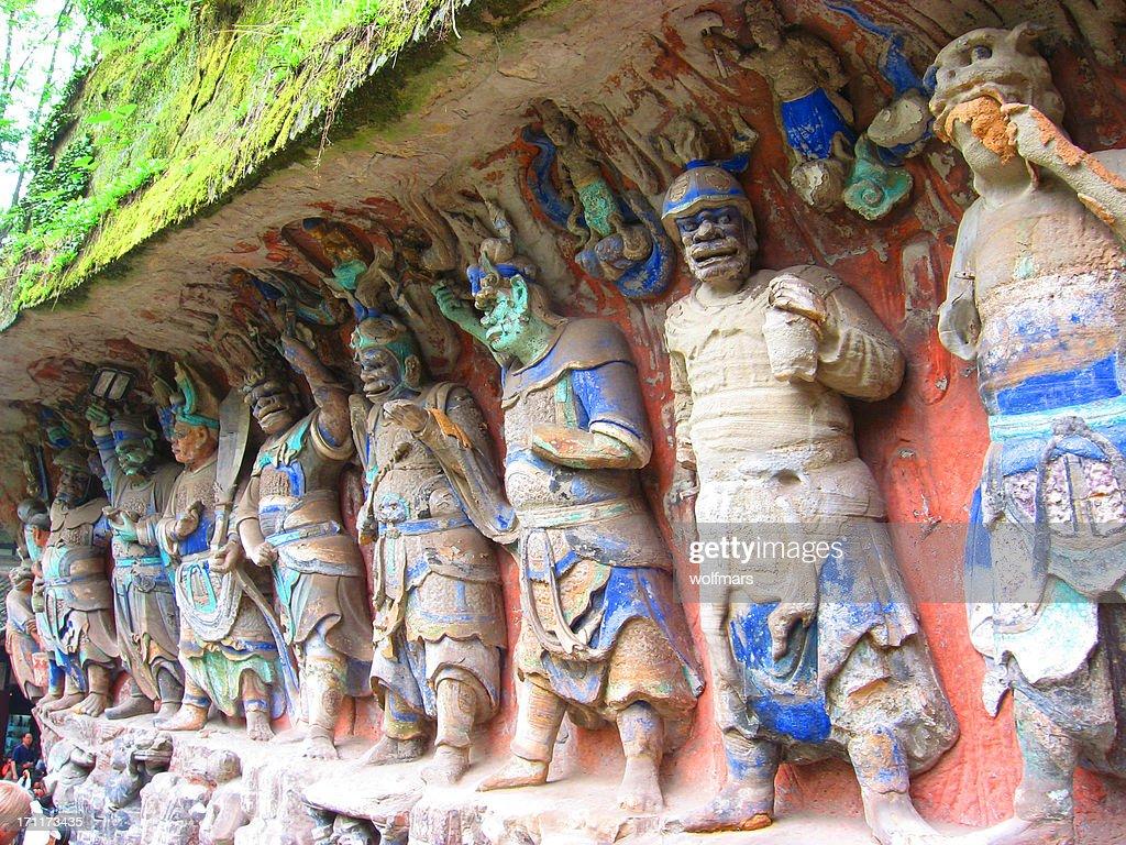 DaZu Rock Carvings