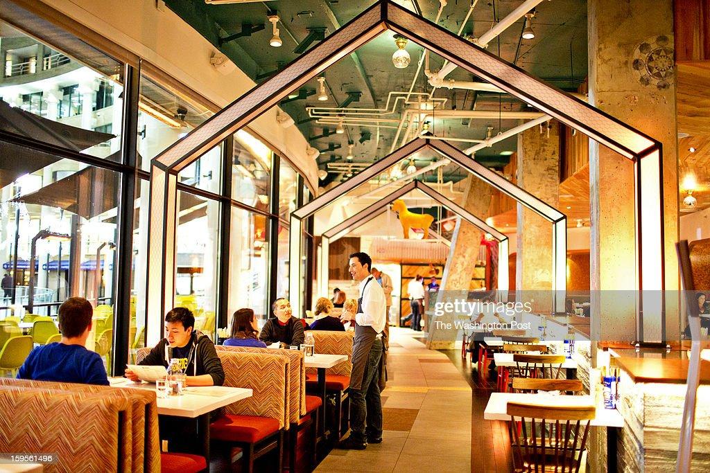 Farmers, Fishers, Bakers Restaurant in Georgetown, Washington, DC.