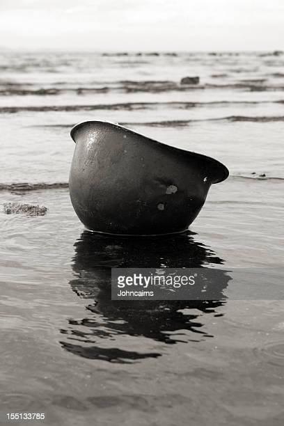 D-Day Beach.