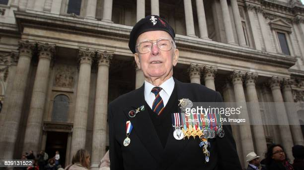 DDay Veteran Wally Harris MM who fought on Gold Beach in Normandy on DDay and was part of the force that liberated Brussells for which he won the...