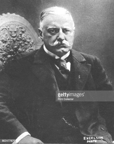 De Bulow' c1893 Bernhard Heinrich Karl Martin von B¸low German statesman who served as Secretary of State for Foreign Affairs for three years and...